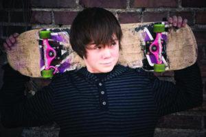 TeeN_Skateboard