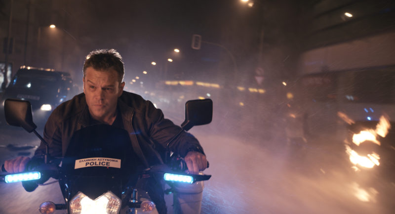 'Jason Bourne' doesn't veer far from its tracks