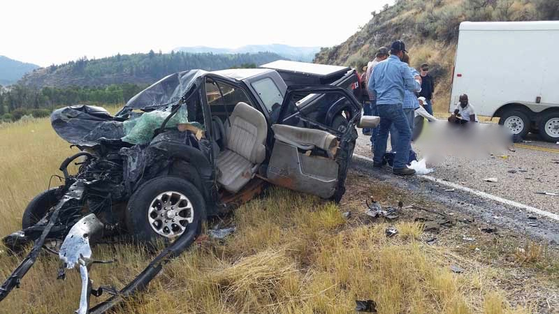 Idaho Falls Car Accident August