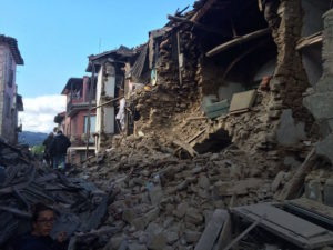 A 6.2-magnitude strong, shallow earthquake hit central Italy early Wednesday, killing hundreds of people and leaving rescuers desperately digging through the rubble to free survivors