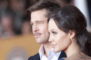 Angelina Jolie has filed for divorce from husband of two years Brad Pitt, a source familiar with the filing says.  Credit: Michael Buckner, WireImage.com for Turner Network Television