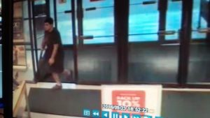 WA/ Camera Surveillance Photos of Suspected Mall Shooter