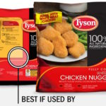 Tyson Foods is voluntarily recalling more than 130,000 pounds of cooked chicken nuggets because they may contain hard plastic, the US Department of Agriculture's Food Safety Inspection Service said Tuesday.