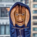 Home Depot has pulled a Halloween prank prop called the Scary Peeper Creeper from its shelves in Canada because some customers found it too scary. The gag is a lifelike face that can be attached with a suction cup to the outside of a window, looking in, to resemble a Peeping Tom in a hoodie.
