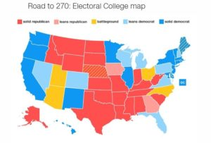 CNN Electoral Map