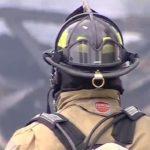 **Embargo: Salt Lake City, UT**  Fireman at a scene