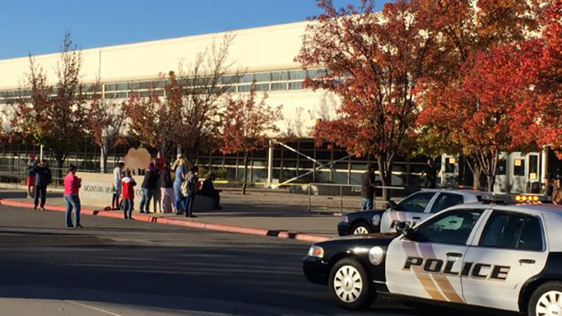 Utah students stabbed in boy's locker room, teen detained