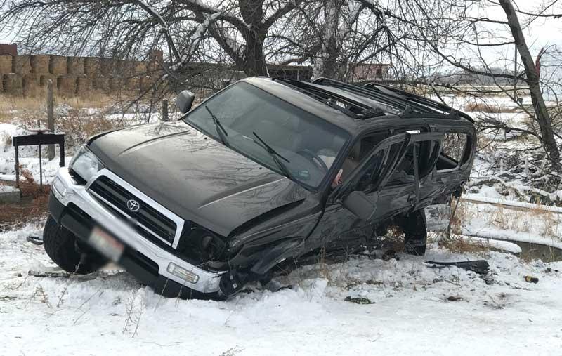 Car Accident Rexburg