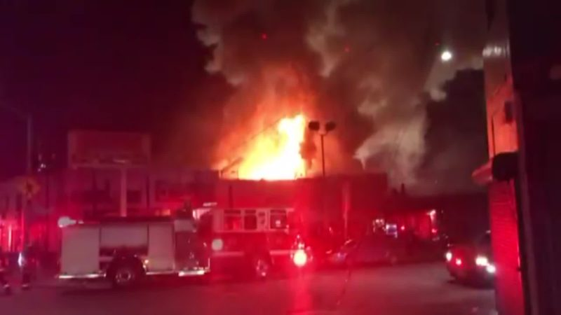 Fire chief: 9 killed in Oakland, California warehouse fire