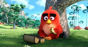 Jason Sudeikis in The Angry Birds Movie (2016) (Rovio Animation)