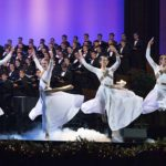 Music, Theater and Dance Departments combine with special guests, Time for Three to perform in the BYU-Idaho Center.